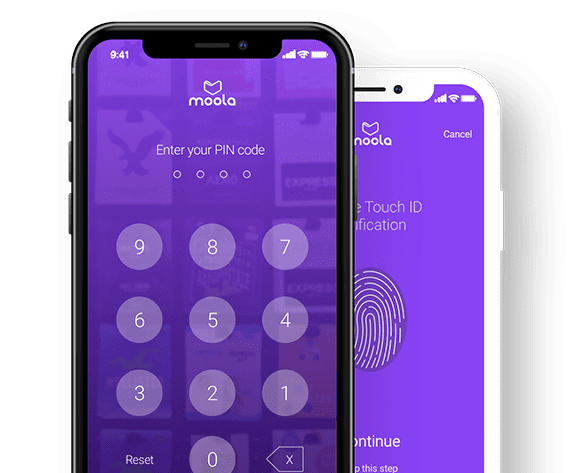 Built-in Security Protecting Your Privacy and Gift Cards 1