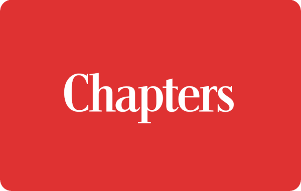 Chapters Gift Card 1