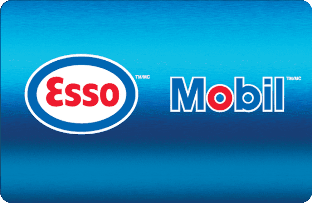 Esso™ and Mobil™