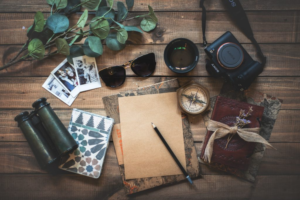 travel on a budget and photography and cameras