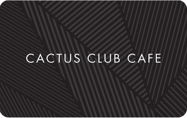 Deals on Cactus Club Cafe - Deals on Moola Weekly Deals
