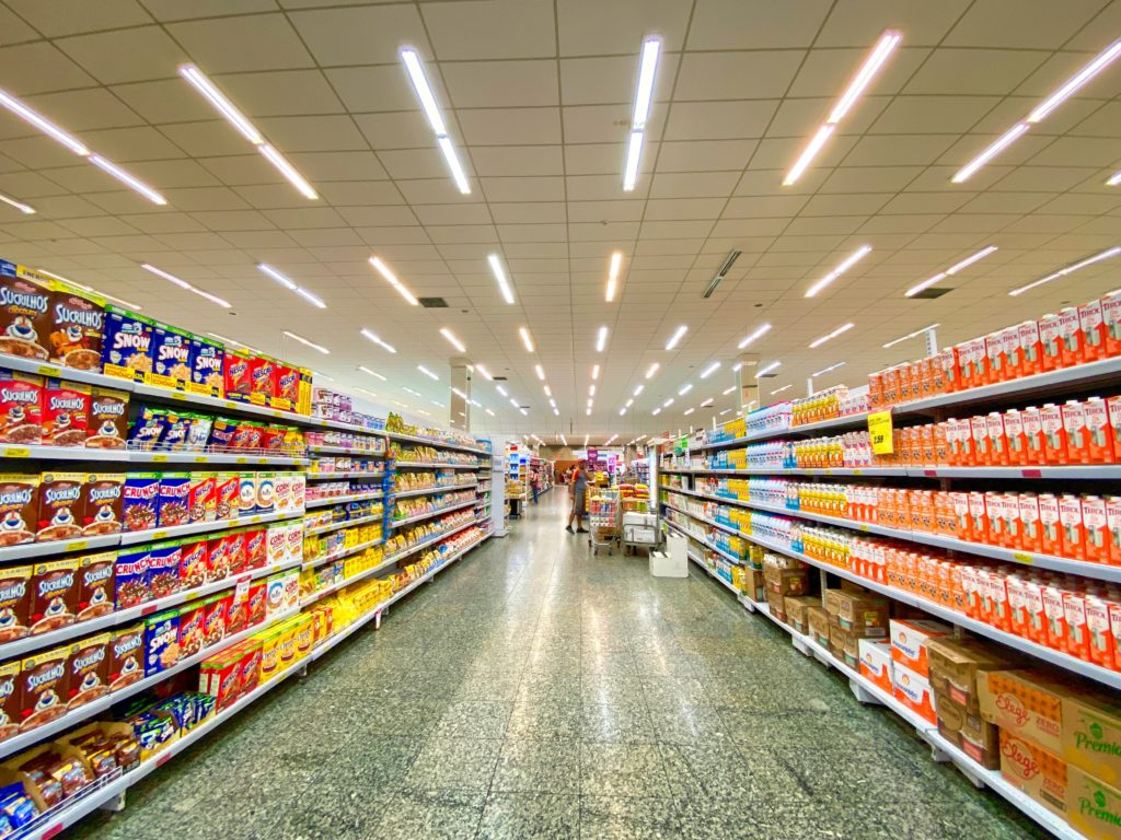 cereal and grocery savings