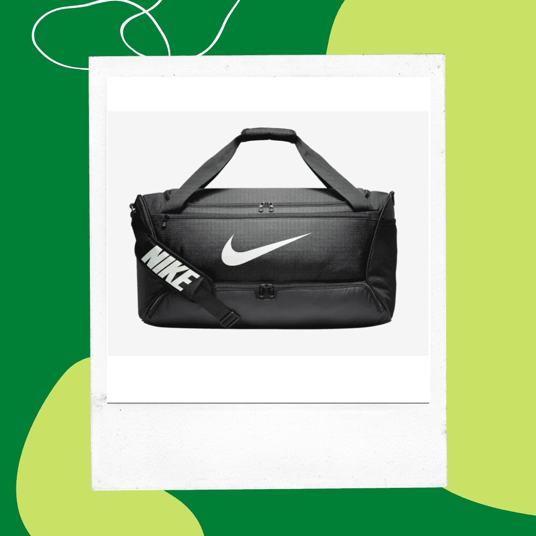 duffel bag and champs and father's day gift