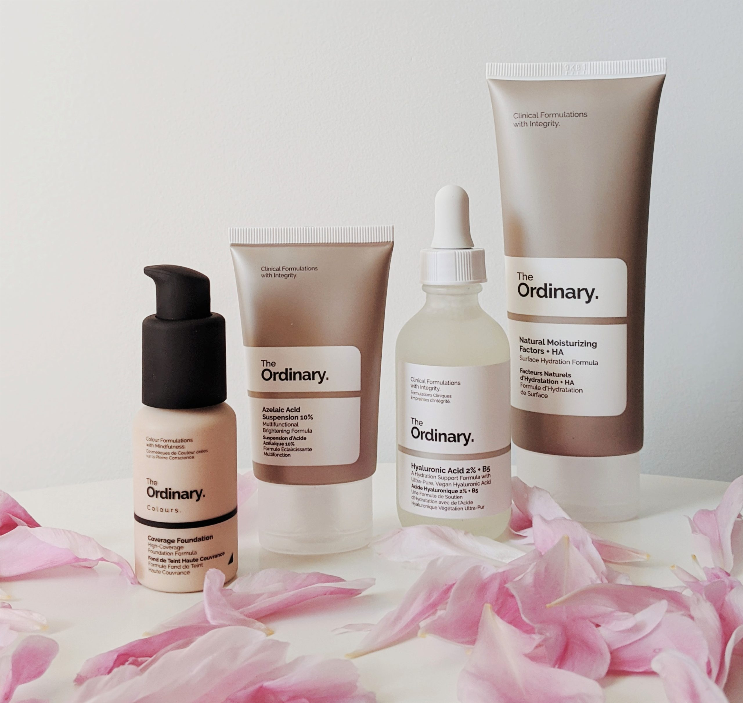 the ordinary skincare and gift ideas for mom