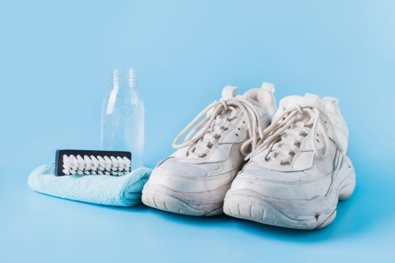 How to keep those killer kicks clean and looking new 1