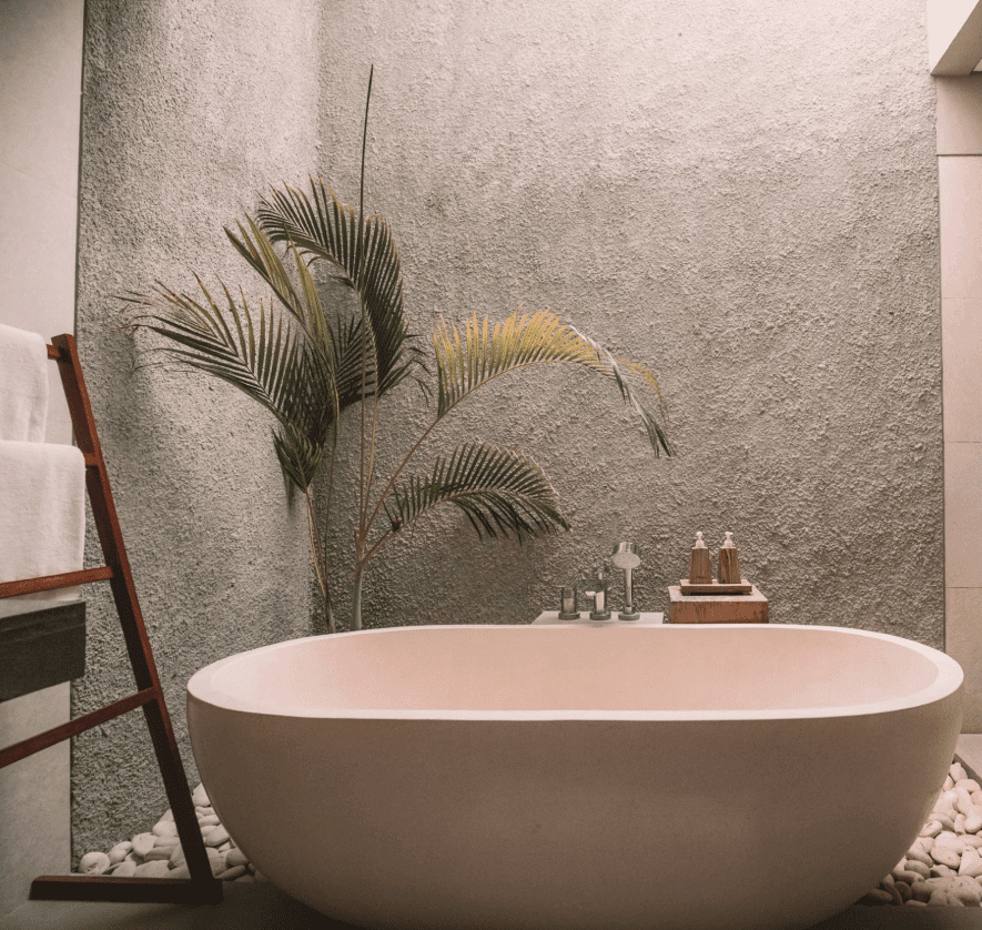 CBD bath for mothers day