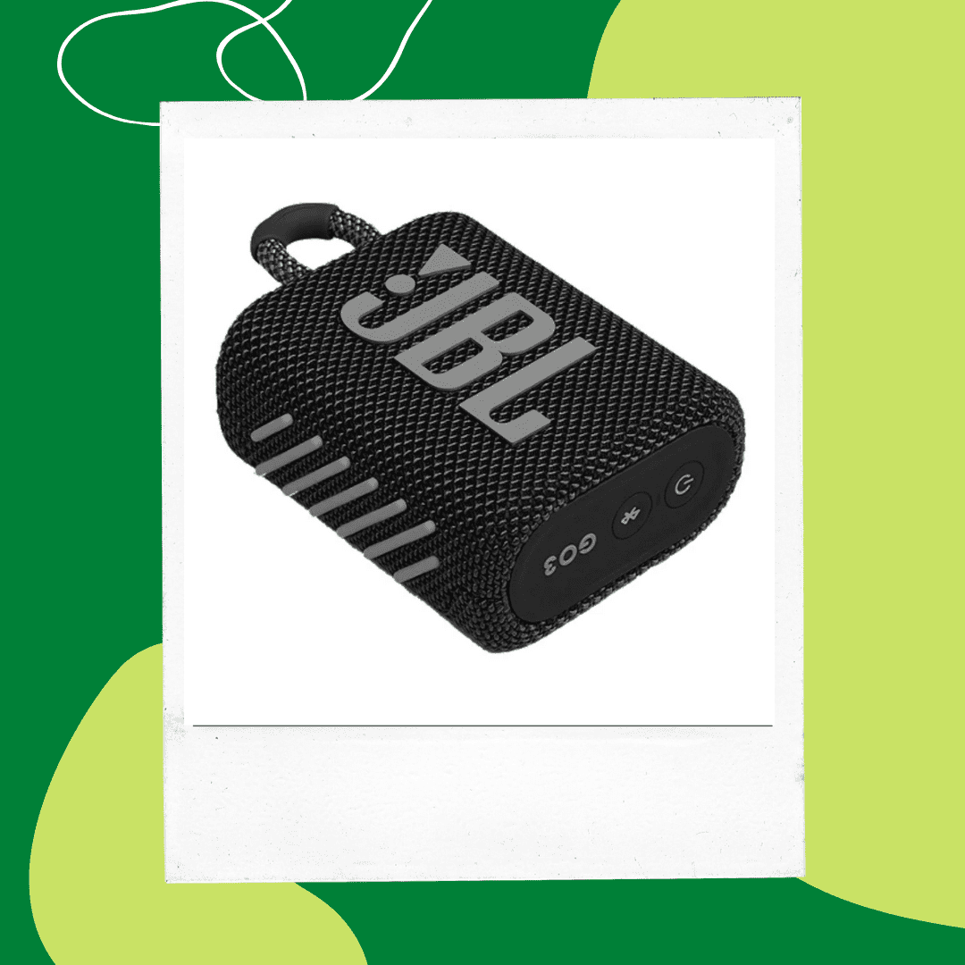 JBL speaker from atmosphere fathers day gift