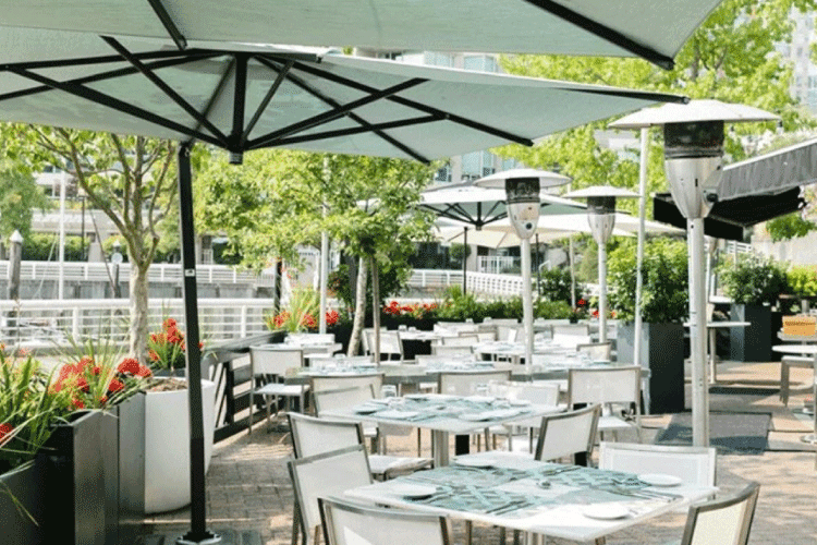 ancora patio restaurant vancouver - change the way you shop and pay with moola