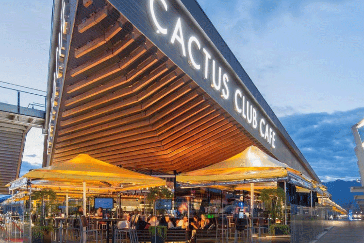 cactus club patio restaurant vancouver - change the way you shop and pay with moola