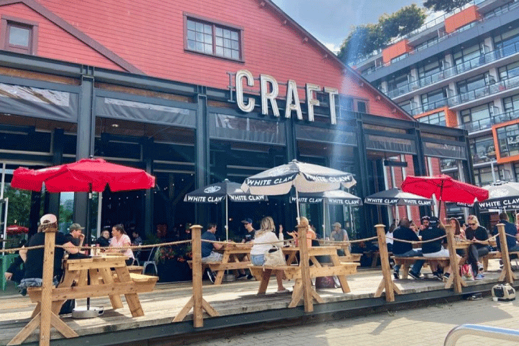false creek patio restaurant vancouver - change the way you shop and pay with moola