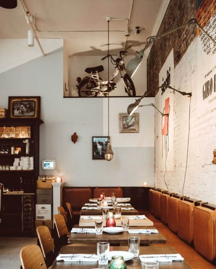 di beppe restaurant vancouver date night ideas