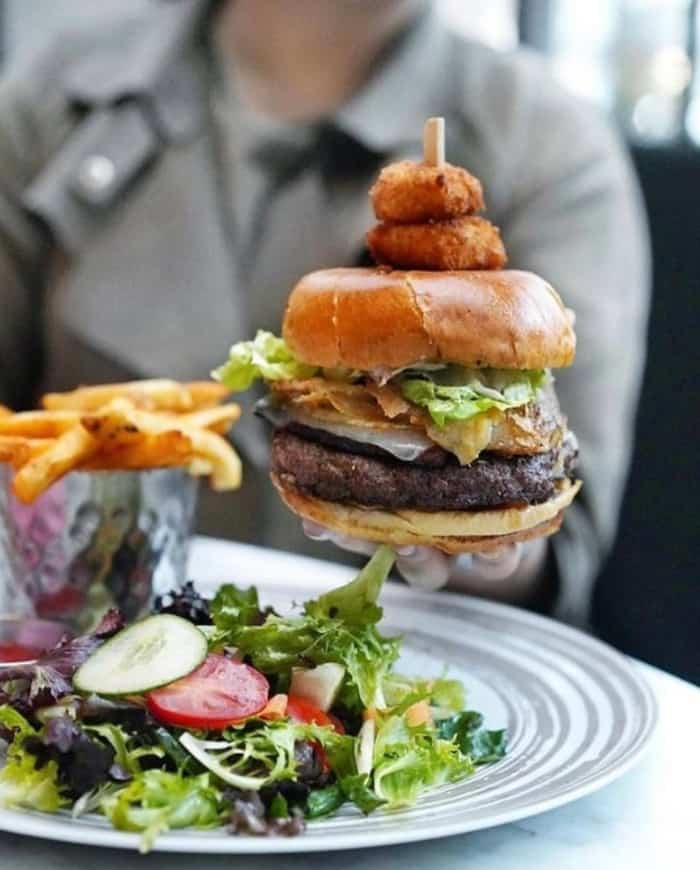 Glowbal burgers for date ideas in vancouver